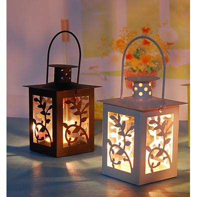 Lantern lamp candle holder (Wy014a-s)