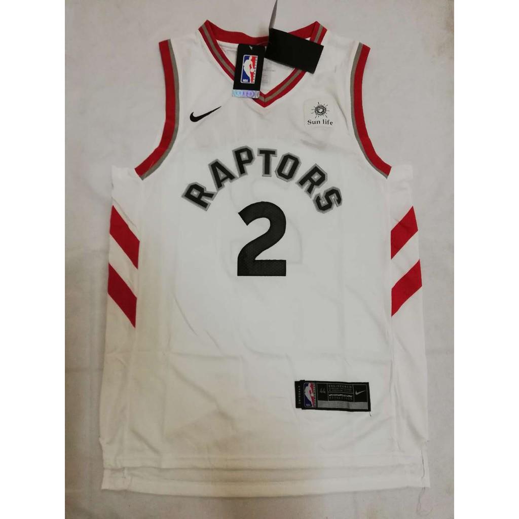 finest selection 1e565 a9d47 NBA Raptors Kawhi Leonard 2 Swingman Jersey