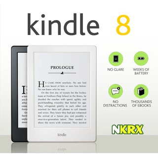 Amazon Kindle 8th Gen eReader | Shopee Philippines