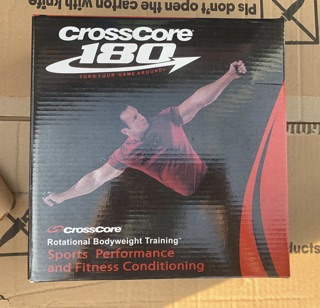 Crosscore 180 Pulley Rally Pull Rope Professional Fitness ...