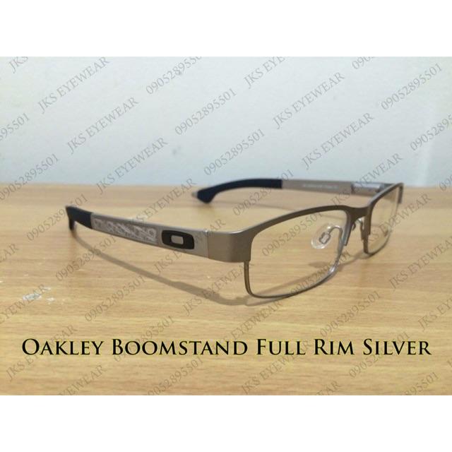 07e289f9dd Oakley Socket 5.5 Half Rim Eyeglasses Frame