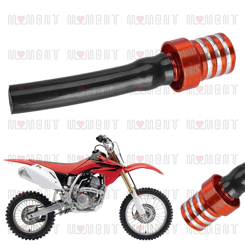 Fuel Tank Cover Breather Hose Hard Wearing Aluminum Alloy Motorcycle Spare  Parts