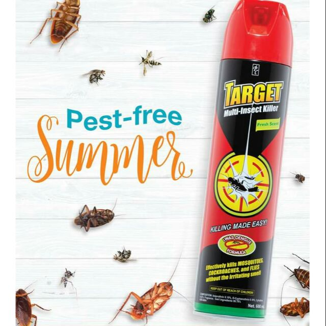 TARGET MULTI INSECT SPRAY