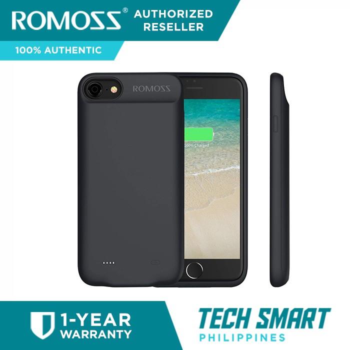 sports shoes e06df 9e9ec ROMOSS Encase Battery Case for iPhone 7 / 8 and 7 / 8 Plus