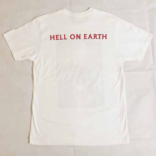 30183d6bd71c LIMITED TIME ONLY Supreme Hellraiser Hell On Earth Tee | Shopee Philippines
