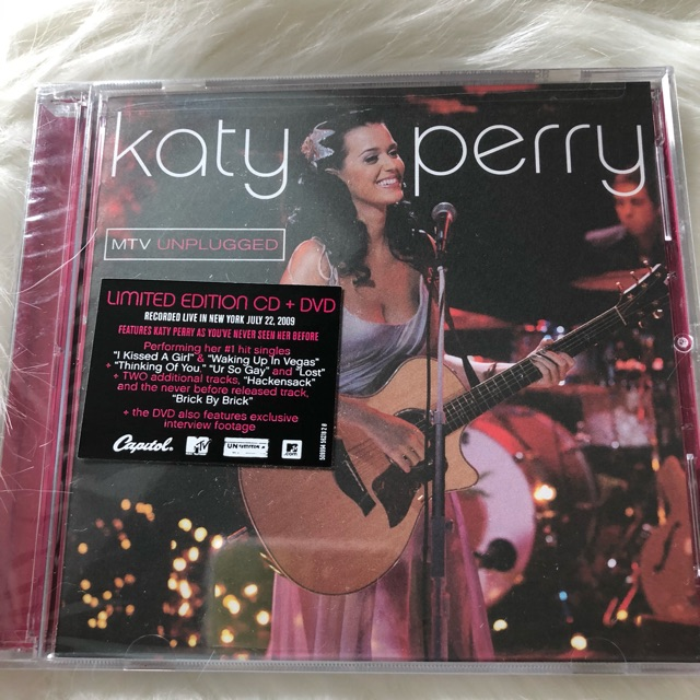 katy perry mtv unplugged album download