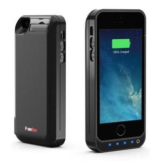 size 40 57459 92d4f PowerBear iPhone 5SE 5S 5C 5 4000mAh Extended Battery Case | Shopee ...