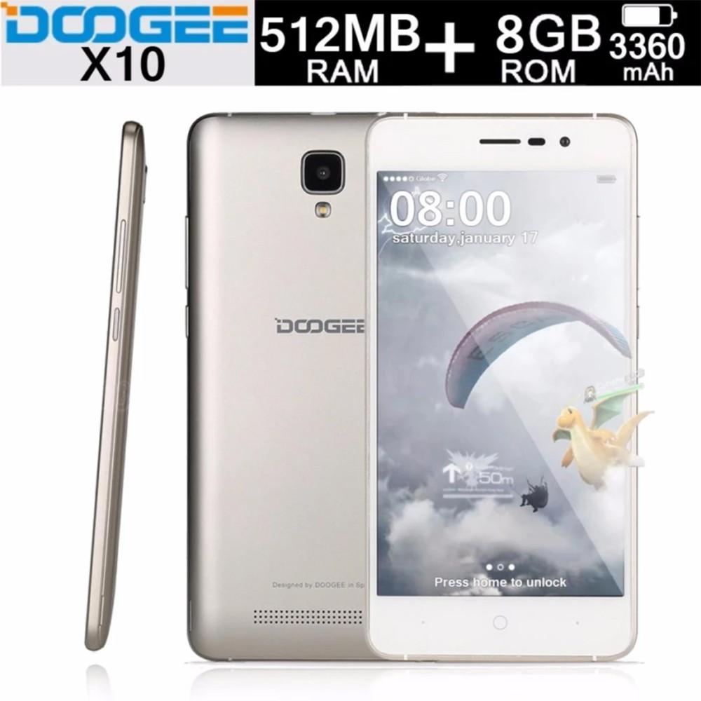 Doogee X10 5 0
