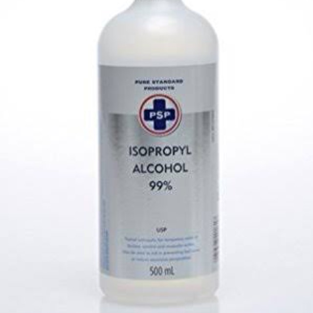 99 Isopropyl Alcohol 500ml