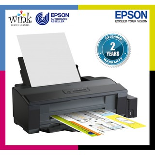 Epson L1800 A3 Photo Ink Tank Printer With 6 Colors Genuine