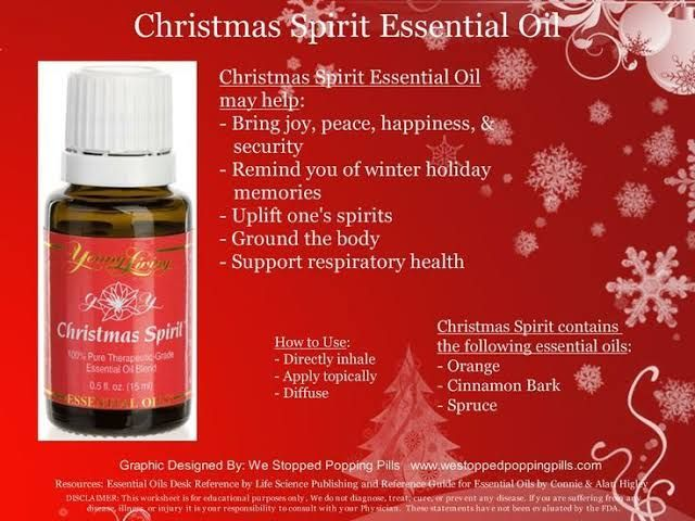 Young Living Christmas Spirit.Christmas Spirit Young Living Essential Oil 5ml Sealed