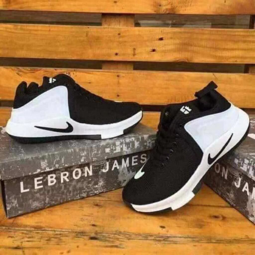 tugurio patinar Chirrido  MC shop) Nike Lebron James witness 1 basketball shoes for men#520 | Shopee  Philippines