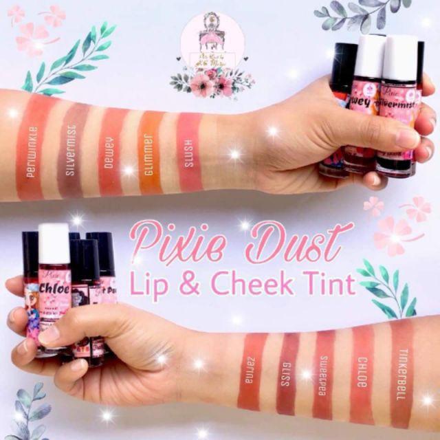 Pixie Dust Lip Tints ✨