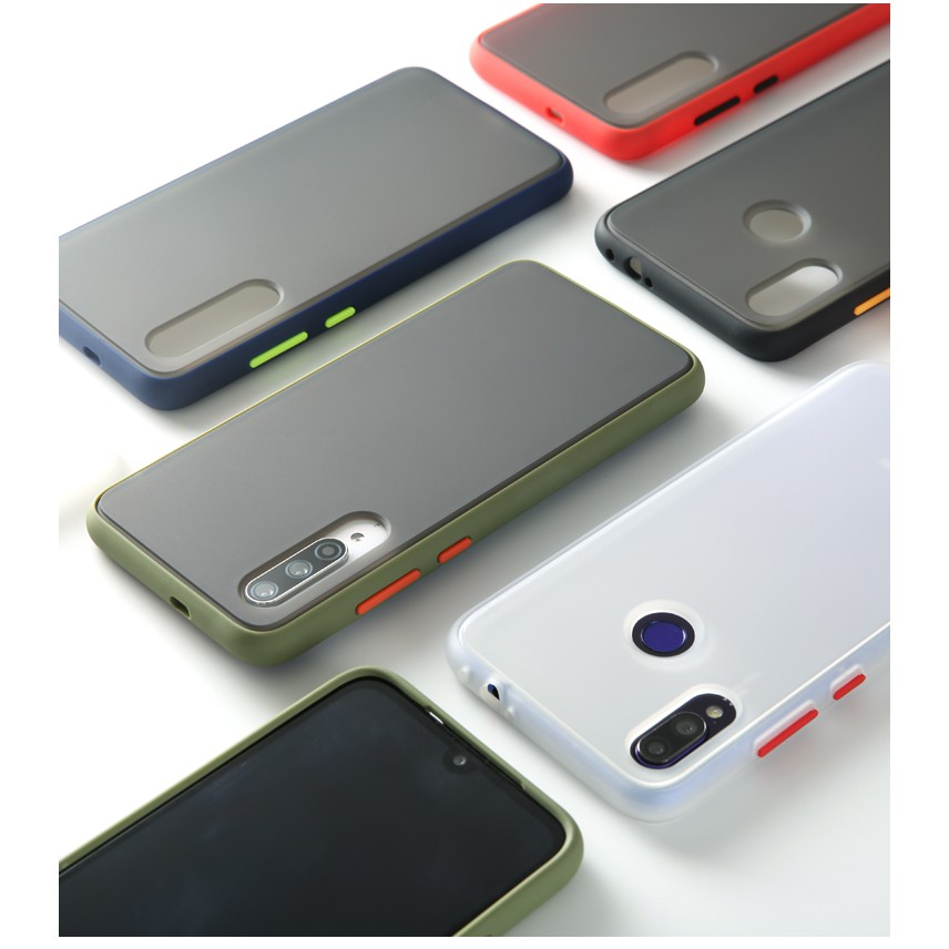 For Xiaomi Redmi Note 8 Pro Case Slim Soft Silicone Gel Cover - Matte Black