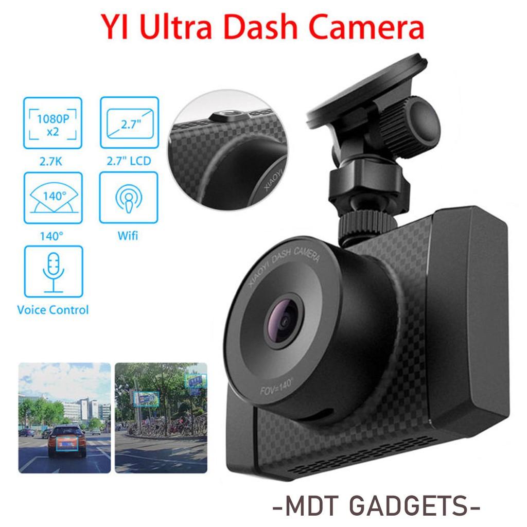 Xiaomi YI Ultra Dash Camera With 16G Card 2 7K Resolution