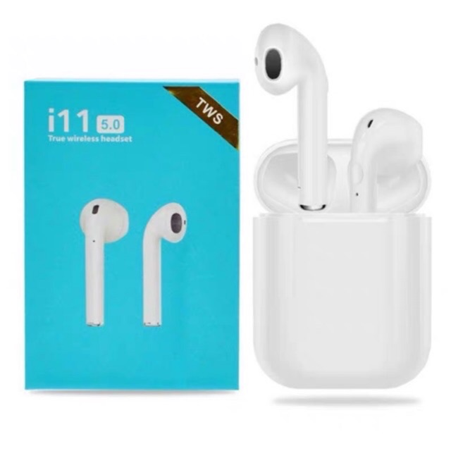 iPhone AIRPORT TWS WIRELESS BLUETOOTH EARPHONE MINI EARBUDS FOR i11
