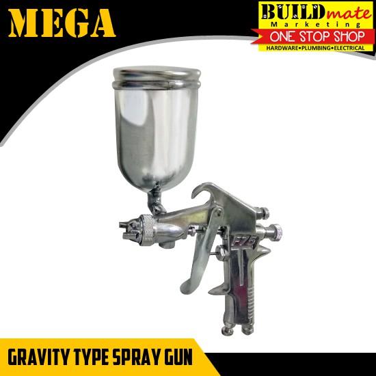 Mega Spray Gun Gravity Suction Type Shopee Philippines