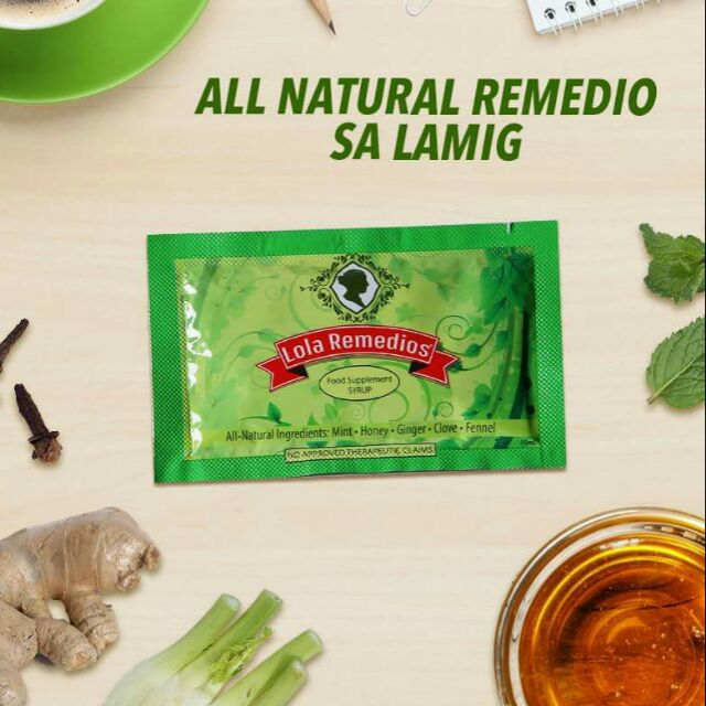 lola remedios benefits and side effects