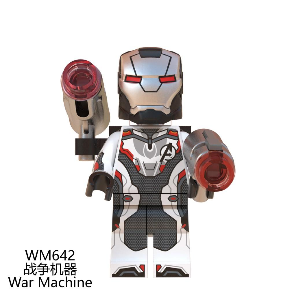 Movie Avengers Endgame WM6054 Bricks Block Building Mini Figure Set of 10pcs