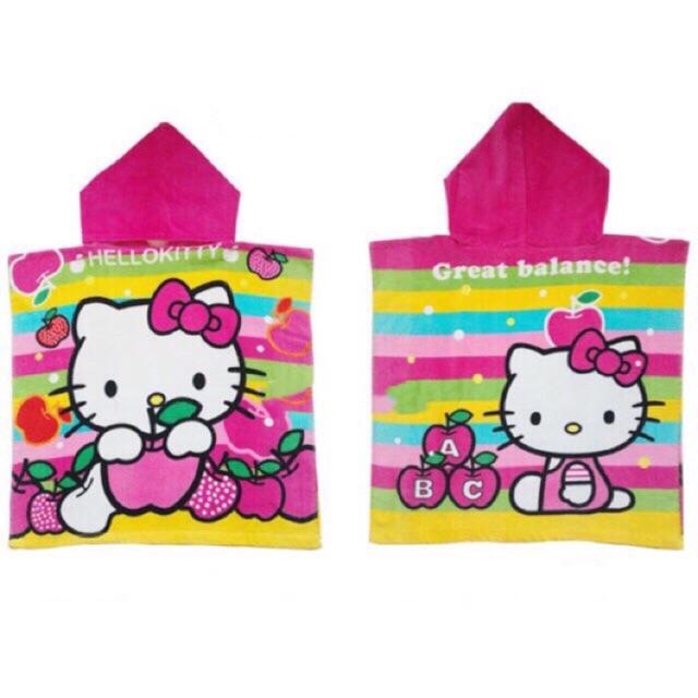 9384c958a KEYTHEMELIFE 100% Cotton Printed Bath Towel Hello Kitty   Shopee Philippines