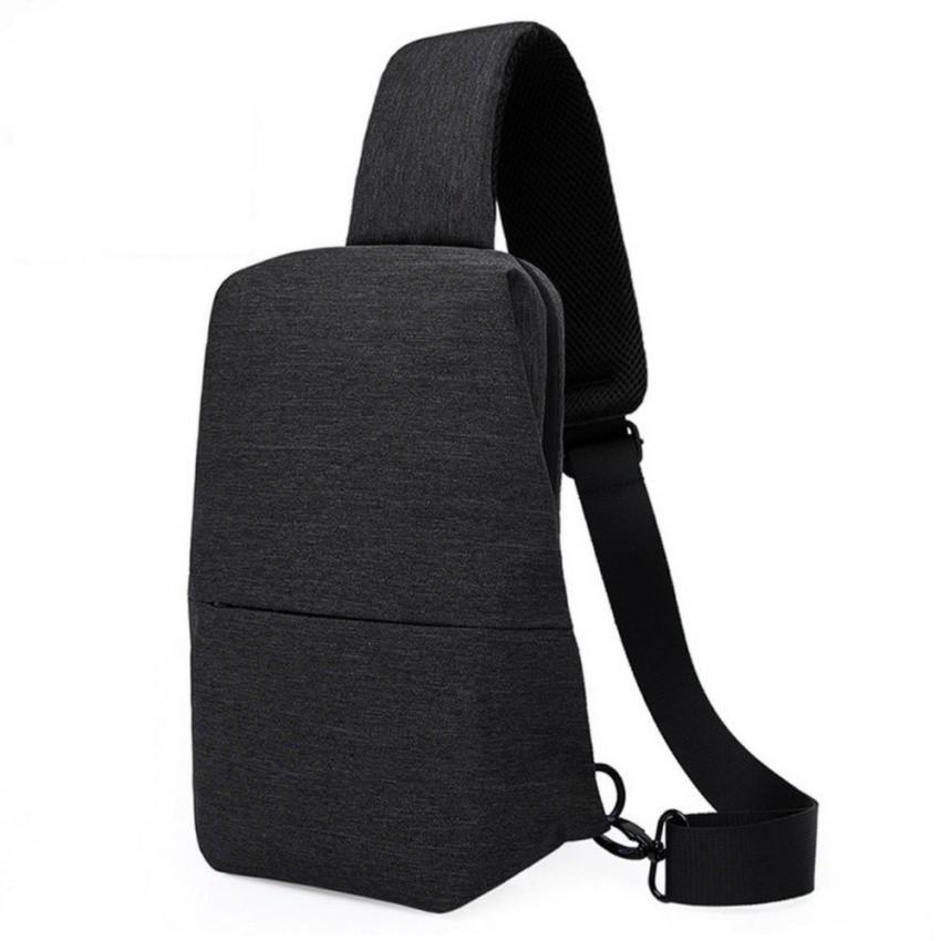 c74548be12 Reflectorized Fashionable Anti-theft Crossbody Bag(Grey)