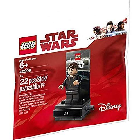 Dj Star Polybag Lego 40298 Wars Minifigure Qrshdt