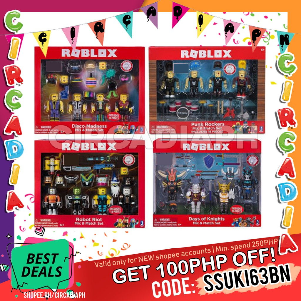 Roblox Toy Mix and Match Sets (NO CODE!)