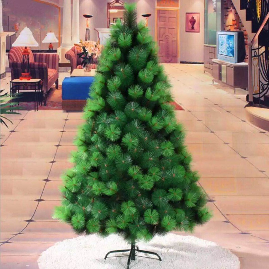 6ft 180cm Christmas Tree Dual Color Shopee Philippines