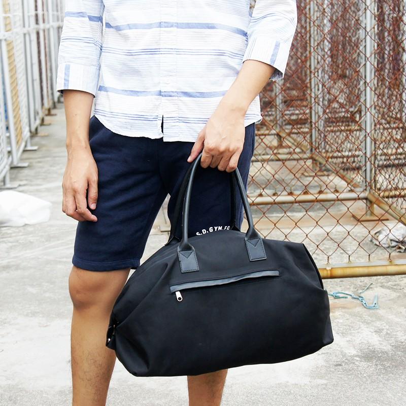 Black Duffle Bag Gym For Men