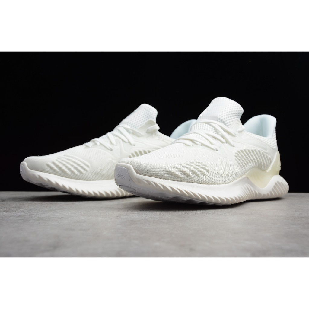 timeless design b4b0d 3cc72 adidas Alphabounce Beyond Black Red Running Shoes   Shopee Philippines