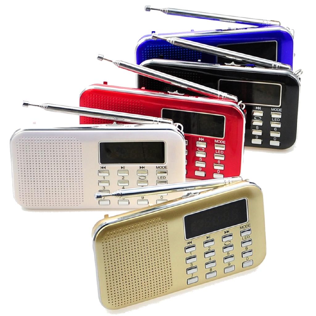 portable digital fm am radio bass mp3 music speaker lcd shopee philippines. Black Bedroom Furniture Sets. Home Design Ideas