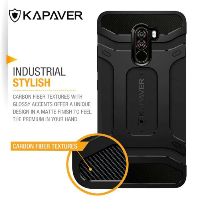 cheap for discount 02fb4 a4cf0 Pocophone F1 Kapaver Case