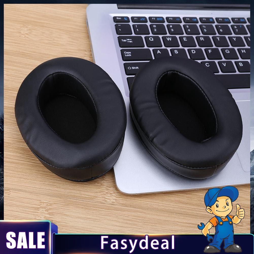 10 pcs 40mm Replacement Foam Ear Pads Ear Cushions Sponge for Headphone Headsets