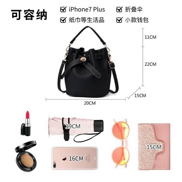 6f7809081 Mars Sharing Bucket Bag Tokyo Niche Brand Shoulder Bag | Shopee Philippines