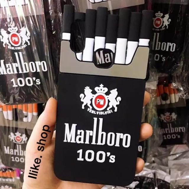 Y91 Marlboro rubber case for VIvo Y91 y91