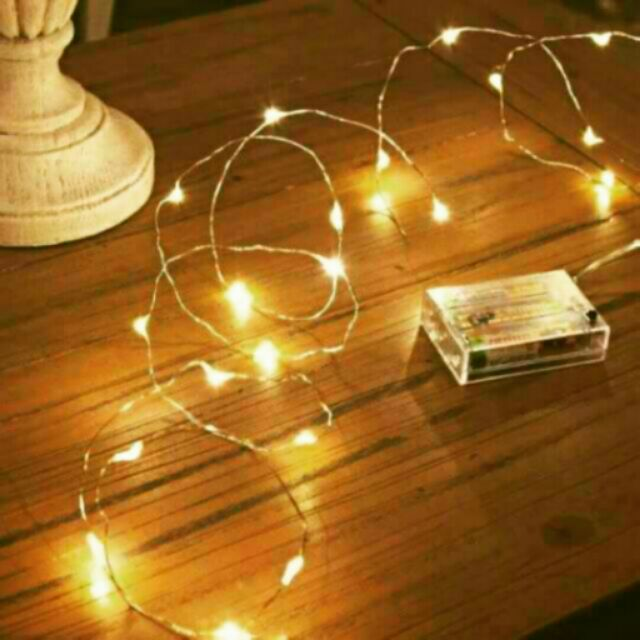 Pixie Led Battery Operated Lights