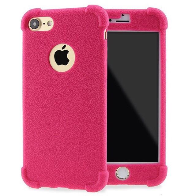 iphone 6 Plus /6s plus 360 Silicone Shockproof Case