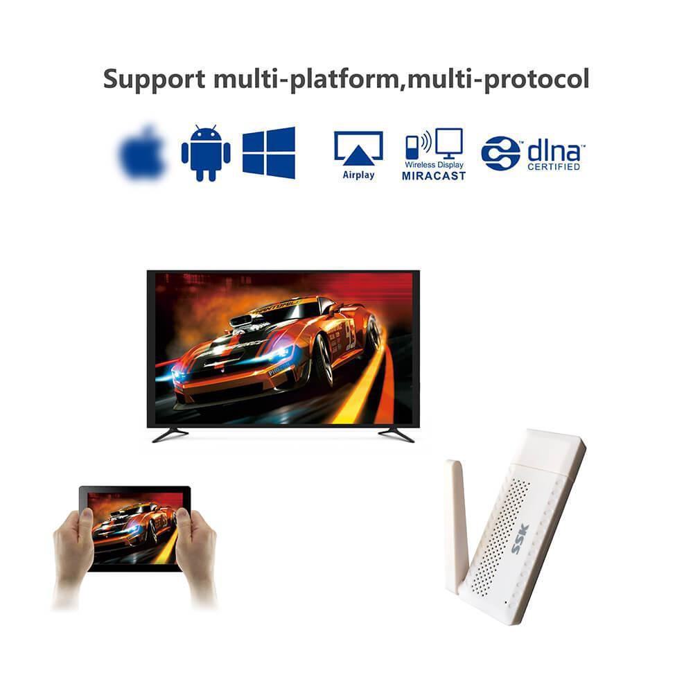 Wireless Cast SSP-Z100 PLUS