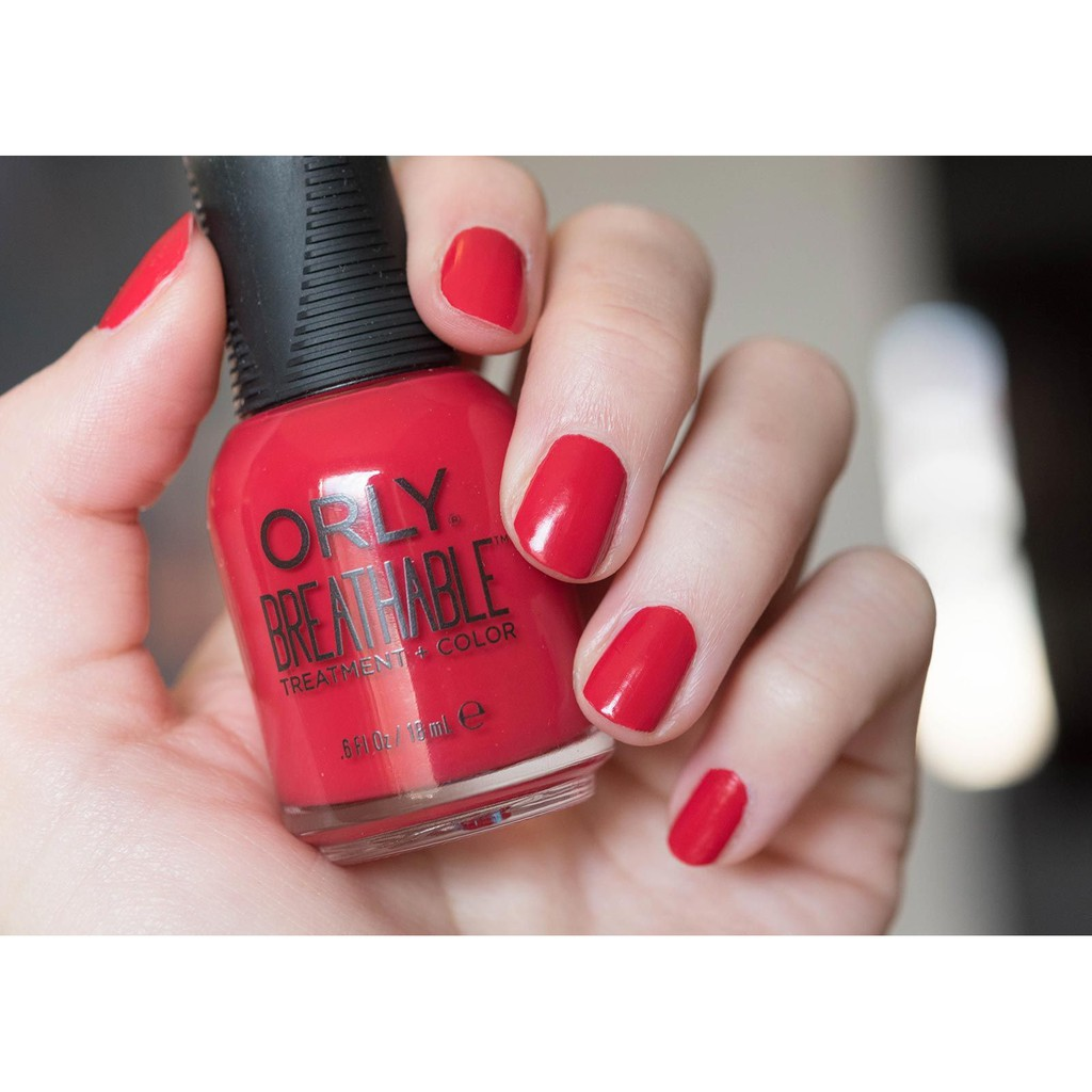 Orly Breathable Love My Nails | Shopee Philippines