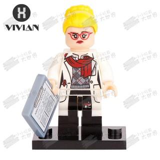 Lego The Batman Movie Nurse Harley Quinn | Shopee Philippines