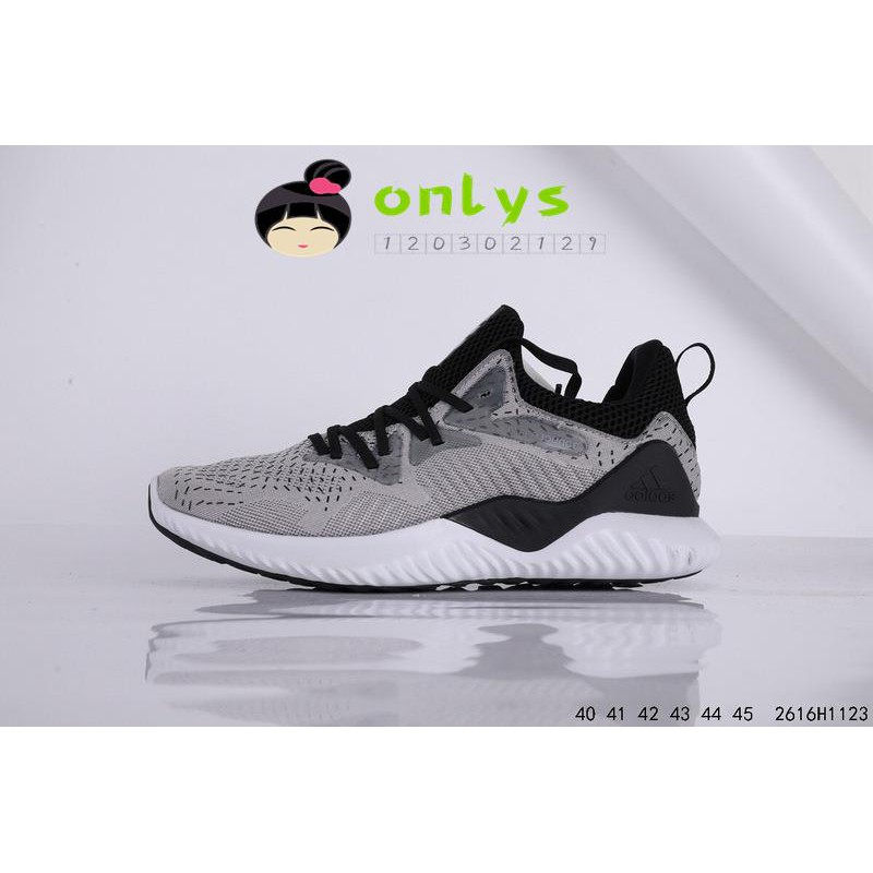 new style 759a1 51bc0 Adidas Alpha bounce HPC AMS M men sports running shoes   Shopee Philippines