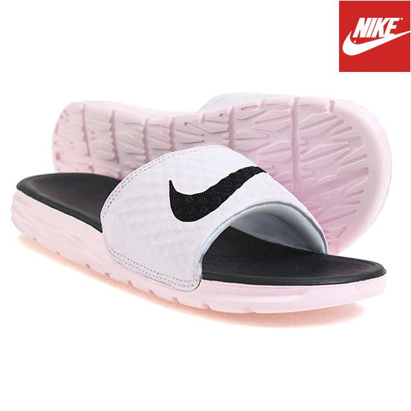 22577d578e79  4 colors  NIKE BENASSI DUO ULTRA SLIDE Men sandals Wome slipper nike shoes