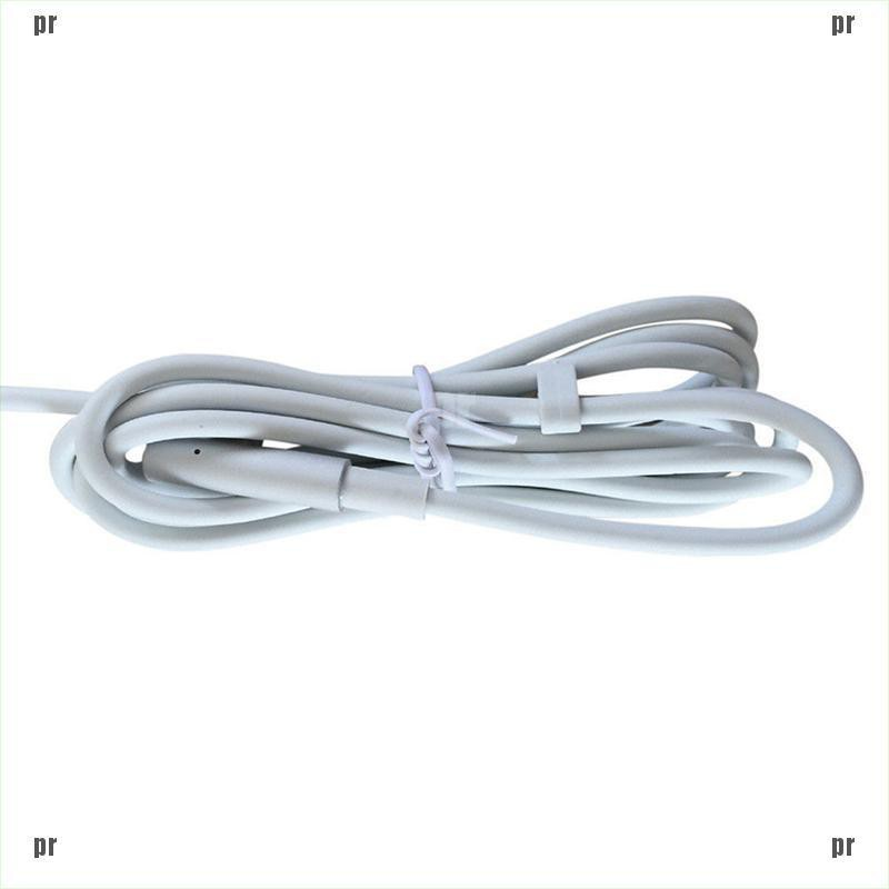 For Apple Macbook Pro Air DC Cable Cord with L tip Charger magsafe1 45W 60W 85W