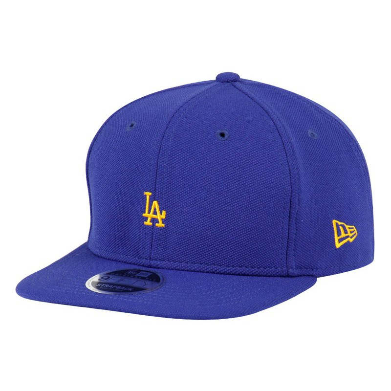 2d2019c4 New Era Los Angeles Dodgers MLB Pique Blue 9FIFTY Cap