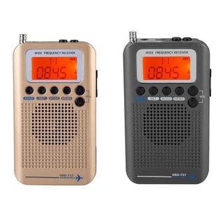 Portable Aircraft Radio Receiver,Full Band Radio Receiver - AIR/FM