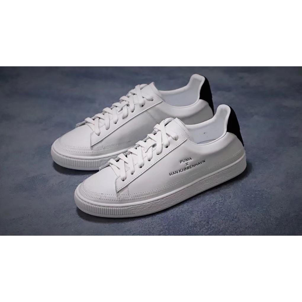 the best attitude 52a3b 2f28f original Han Kjobenhavn x Puma Clyde Mens\Womens Plate shoes