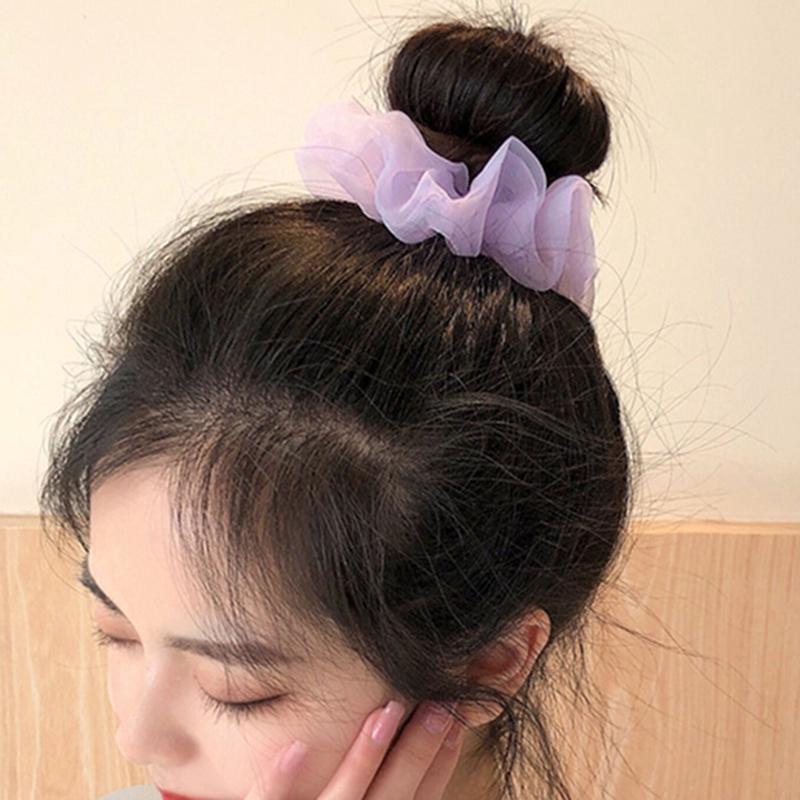 Hair Band  Hair Tie  Hair Elastic Summer Elegant Scrunchie