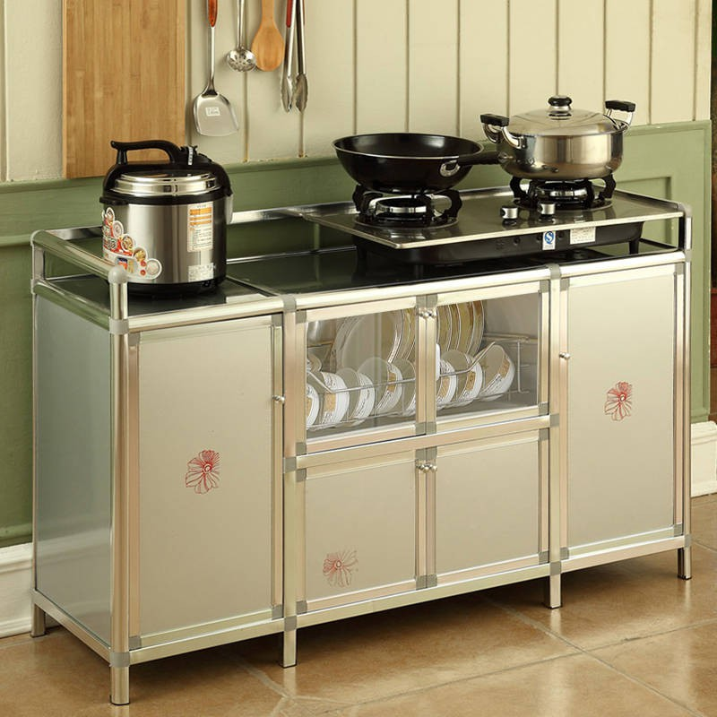 Simple Bowl Cabinet Cupboard Home Rural Kitchen Cabinet Shopee