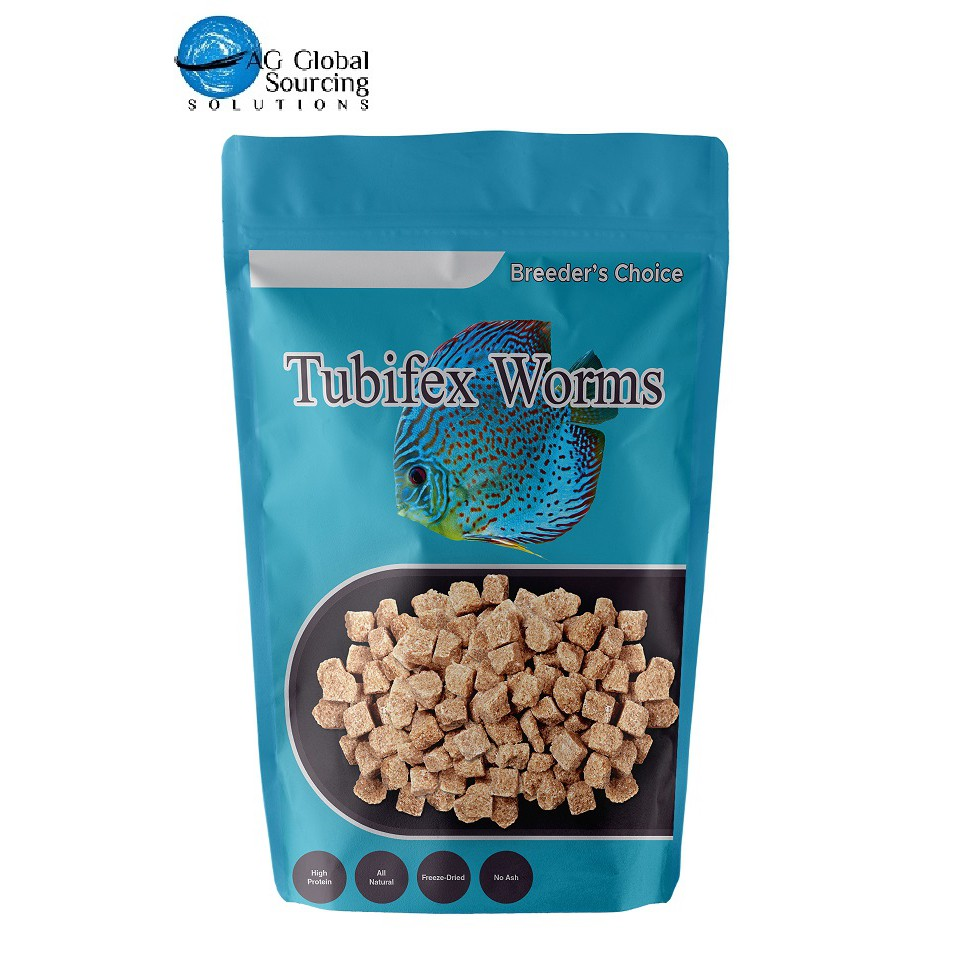 Tubifex Worms Breeder's Choice