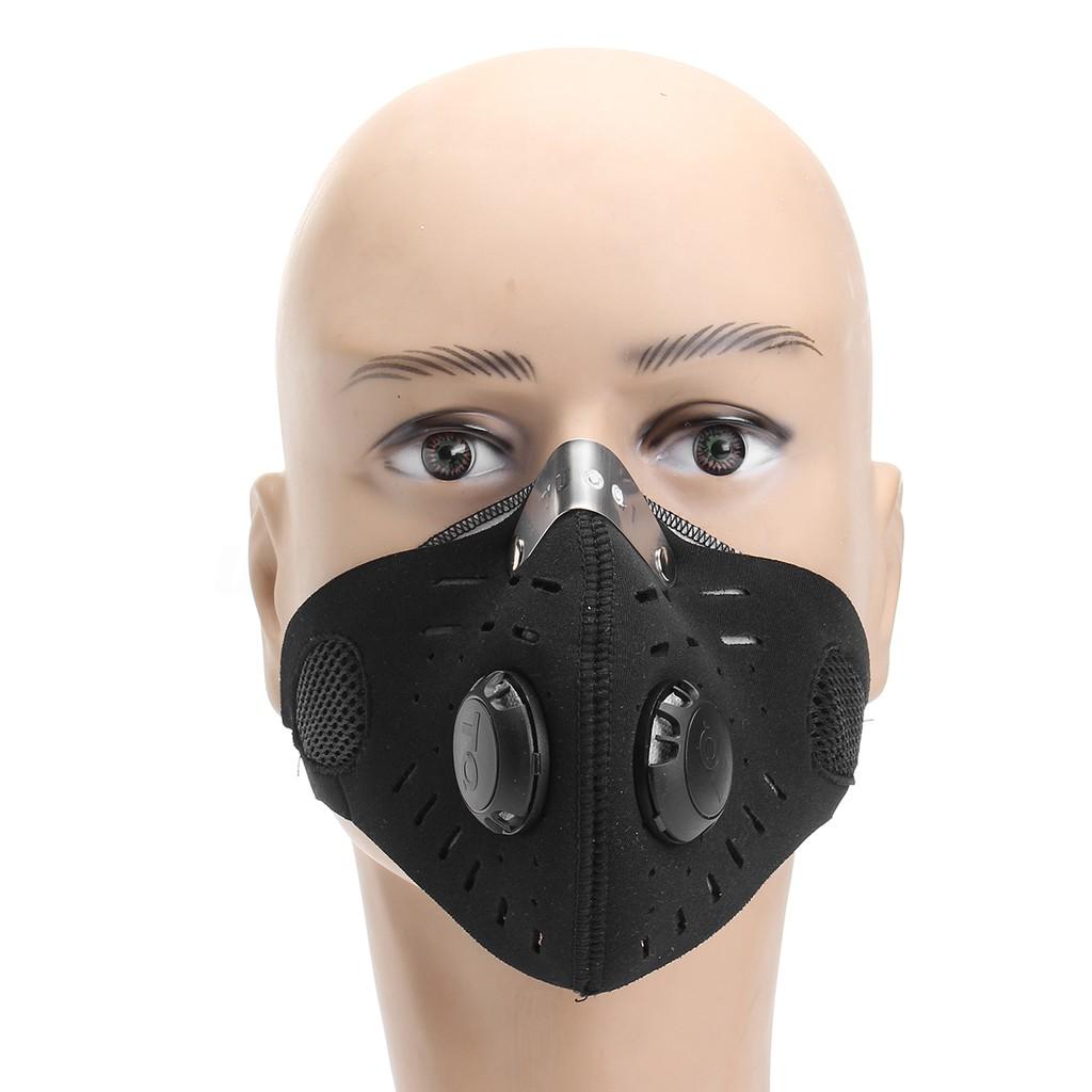 Half Dust Ga Anti Outdoor Mask Proof Face Respirator